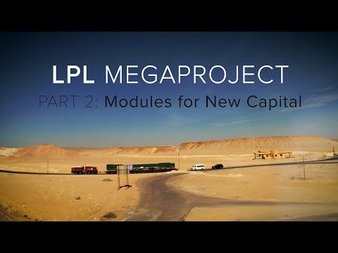 LPL Megaproject - Part 2: Modules for New Capital