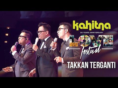 Kahitna - Speech Introduce Personil & Takkan Terganti | (Kahitna Love Festival)