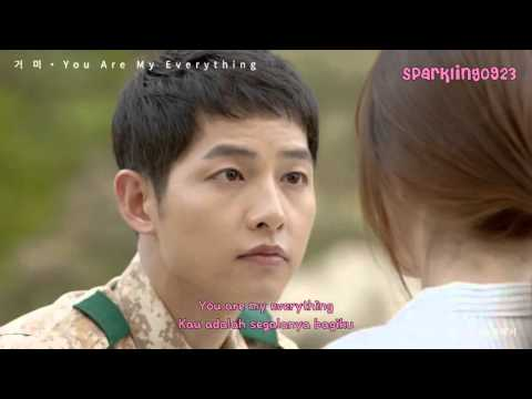 [INDO SUB] Gummy  - You Are My Everything [Descendants of the sun OST]