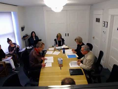 Board of Commissioners Informal Work Session July 10 2018
