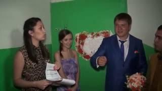 Выкуп невесты на свадьбе  Свадьба в Казани 3