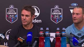 State of Origin: NSW Press Conference - Game I