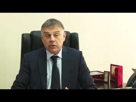 Мэр С.А. Петров о соли на дорогах Ангарска