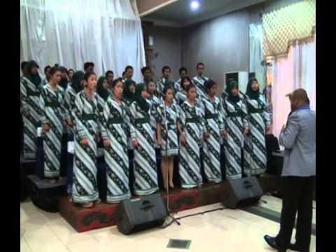 Mengheningkan Cipta (Gita Angkasa Choir)