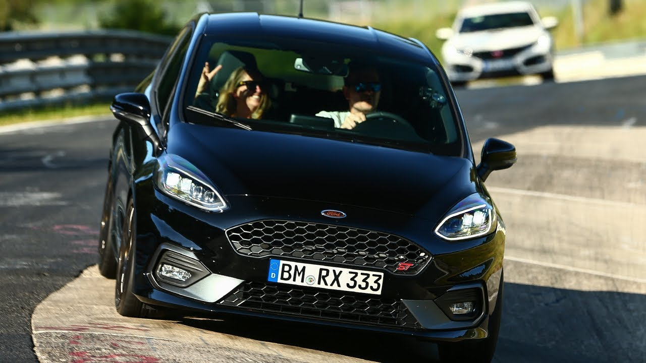 sound rst treffen nordschleife ford fiesta st mk diary tag  youtube