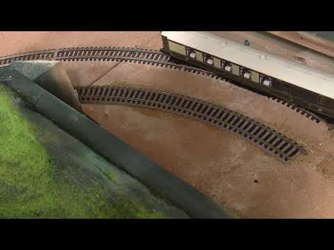 Dave's Model Railway..New Layout Part 4
