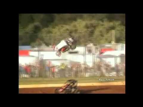 Nathan Smee - Jan 2007 Crash