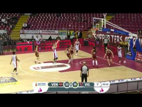 Amber Orrange Highlights 2016/2017- Italy A1 (Year 2)