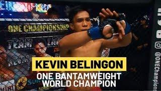ONE Highlights | Kevin Belingon's Phenomenal Performances