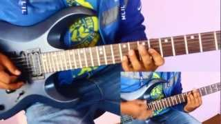 g9 band aash guitar cover