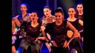 "Шоу   балет ""MAGMA"" -  Видео с концерта - ""TV SHANS"""
