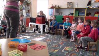 Открытый урок в детском саду № 51 г. Харькова, весна 2013 г.