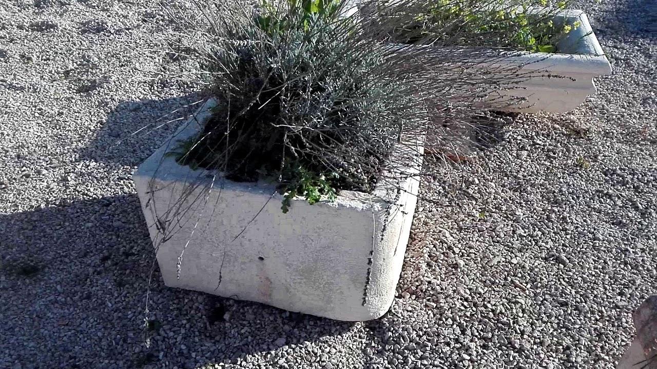 Auge rustique en pierre reconstituée; aménagement décoration jardin ...