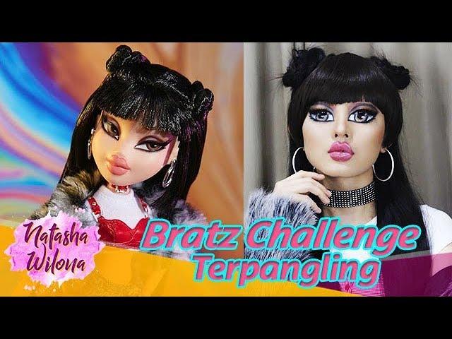 Makeup Transformasi Tergokil bikin PANGLING! Bratz Challenge?
