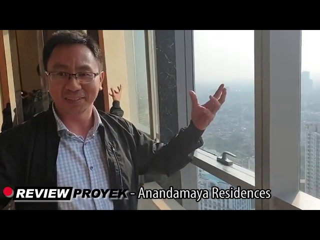 Review Proyek-Anandamaya Residences