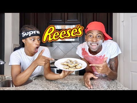 HOW TO MAKE FRIED REESE'S FT. CRACKHEAD BOBBY!!!