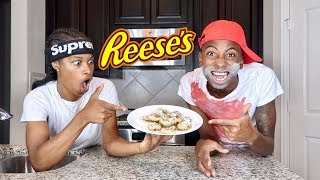 HOW TO MAKE FRIED REESE