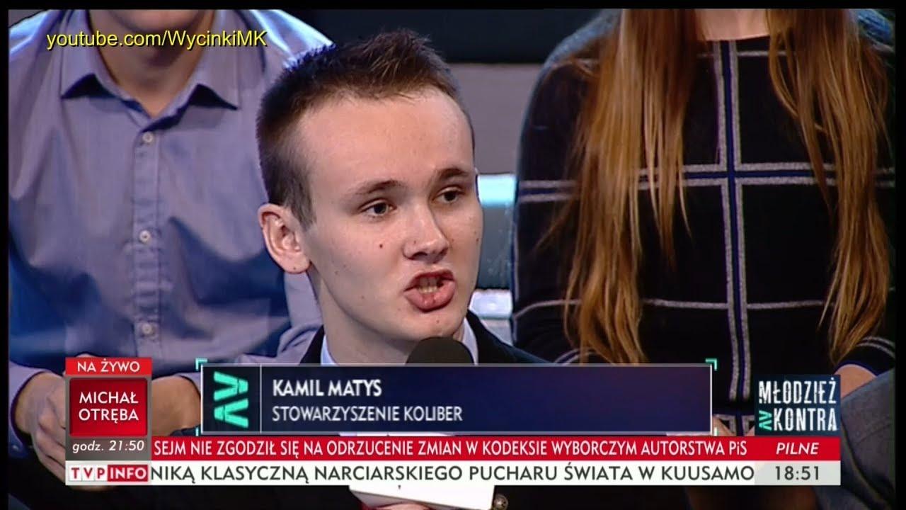 Młodzież kontra 619: Kamil Matys (Stow. Koliber) vs Ireneusz Zyska (WiS) 25.11.2017