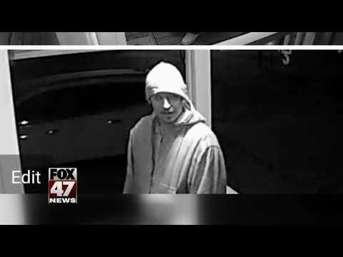 Man found lurking around homes