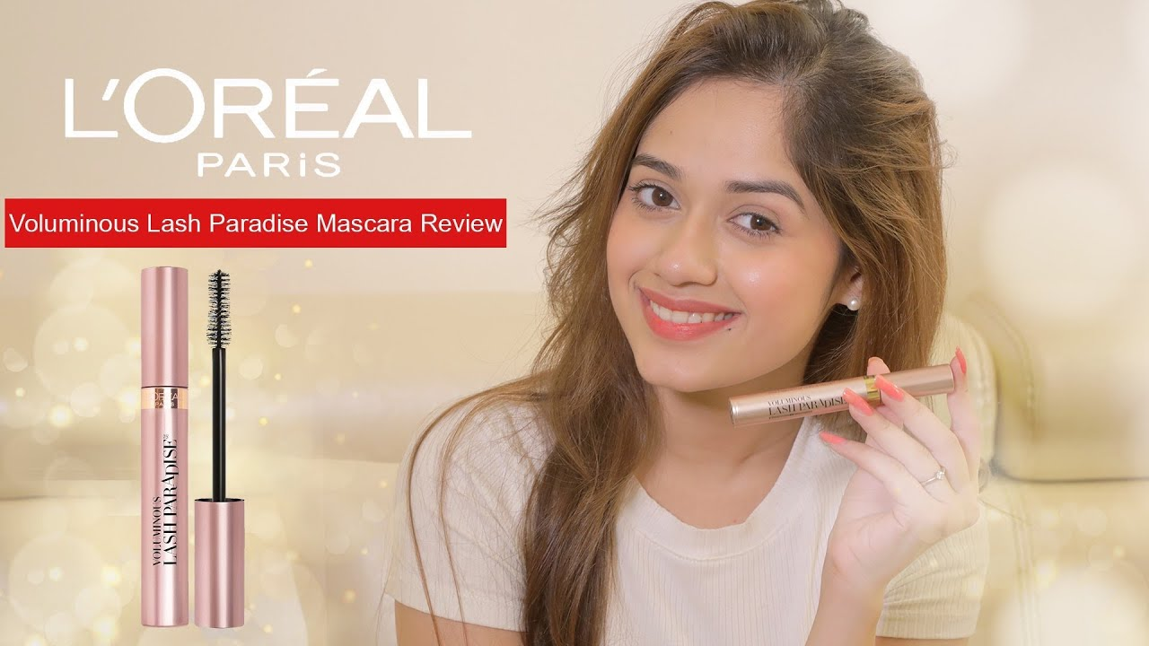 An absolute need in your makeup routine I Lash Paradise Mascara | Jannat Zubair Rahmani