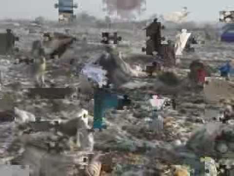Cambodian Garbage Dump City