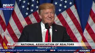 8 YEARS: President Trump Says He Took A Sabbatical From Real Estate