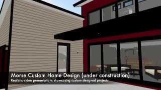Morse Custom Home Design