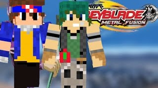 "Minecraft Beyblade metal fusion - ""MY BEYBLADE IS BACK? #2 (Minecraft Roleplay)"