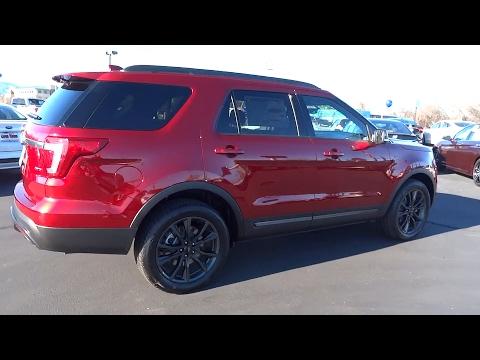 2017 ford explorer redding eureka red bluff northern for Crown motors redding ford
