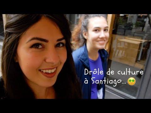 VLOG Chile : Drôle de culture à Santiago 🤪