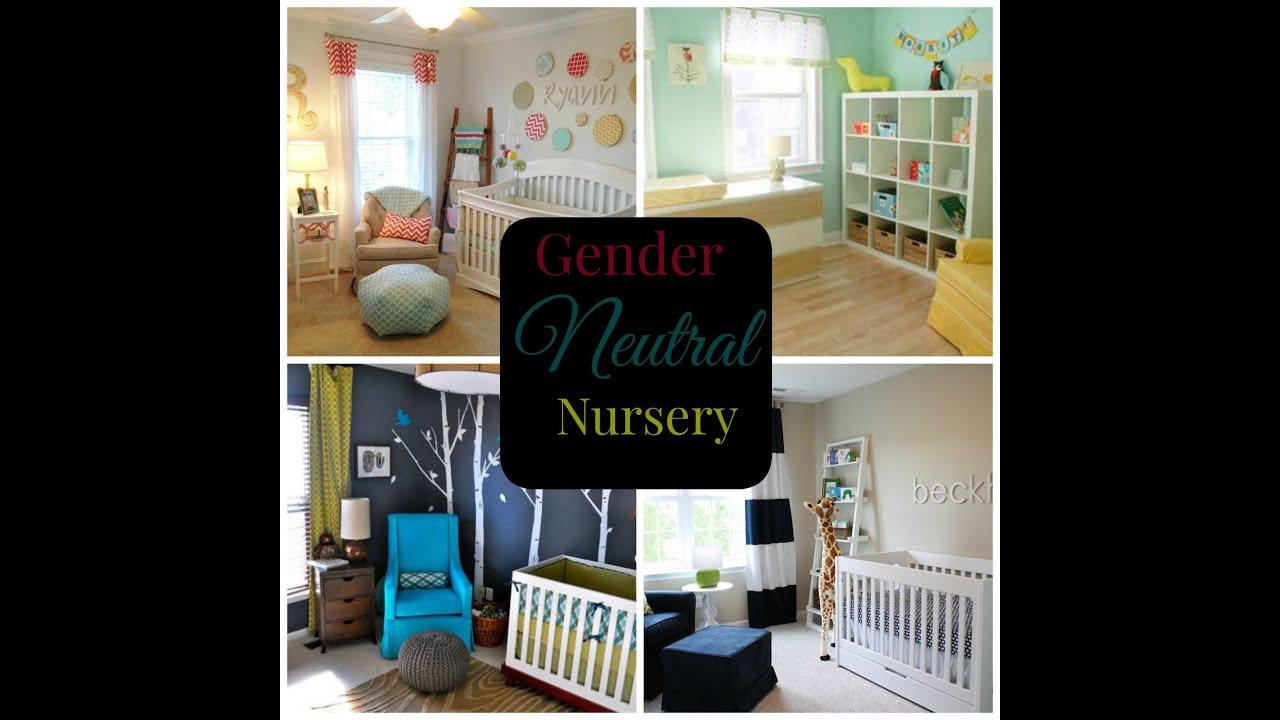 DIY Gender Neutral Nursery Design Ideas L Unisex Baby Rooms