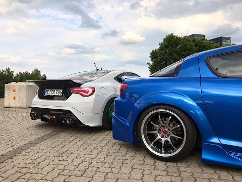 RX7 FD TWIN TURBO WALK AROUND VIDEO RARE VEILSIDE BODY KIT MAZDA RX7!!! from YouTube · Duration:  1 minutes 25 seconds