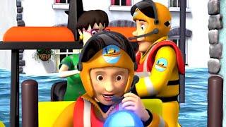 Feuerwehrmann Sam Deutsch Neue Folgen   Strom und Wasser   Zeichentrick für Kinder