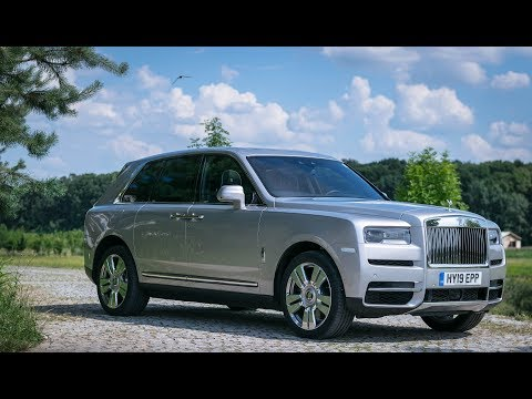 2019 Rolls-Royce Cullinan Review - Supreme