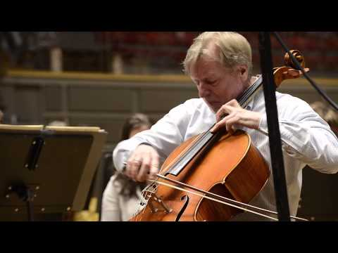 Dvorák Cello Concerto with Frans Helmerson / Royal Stockholm Philharmonic Orchestra / Sakari Oramo