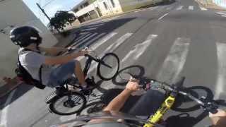 Bikelete x Motorella - GoPro Hero 3+ - Teste pelas ruas de Rio Claro