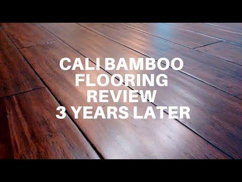 Cali bamboo reviews Mocha Youtube Cali Bamboo Flooring Review Years Later Youtube
