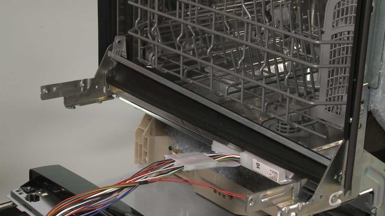 Bosch dishwasher door leaking dishwasher repair 00432490 youtube rubansaba