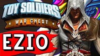 Toy Soldiers War Chest Walkthrough EZIO ASSASSINS CREED GAMEPLAY / Ezio Survival Level