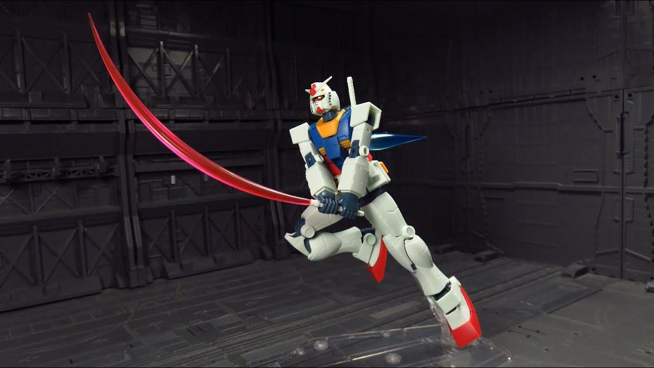 Robot Spirits Damashii Rx 78 2 Gundam Ver Anime Review Youtube Mg Rx78 Verka 114215