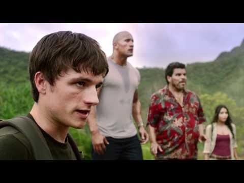 "Journey 2: The Mysterious Island - ""Lizard Clip"""