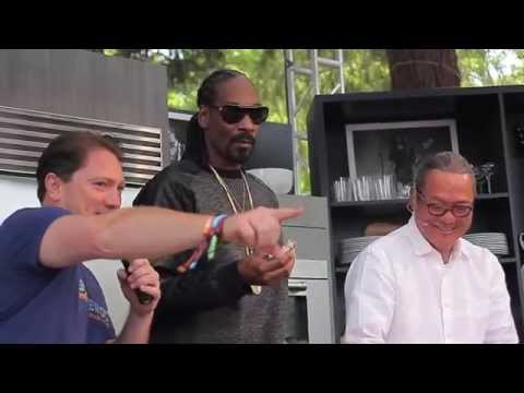 CHEF SNOOP DOGG -Cooking Show with Iron Chef Morimoto