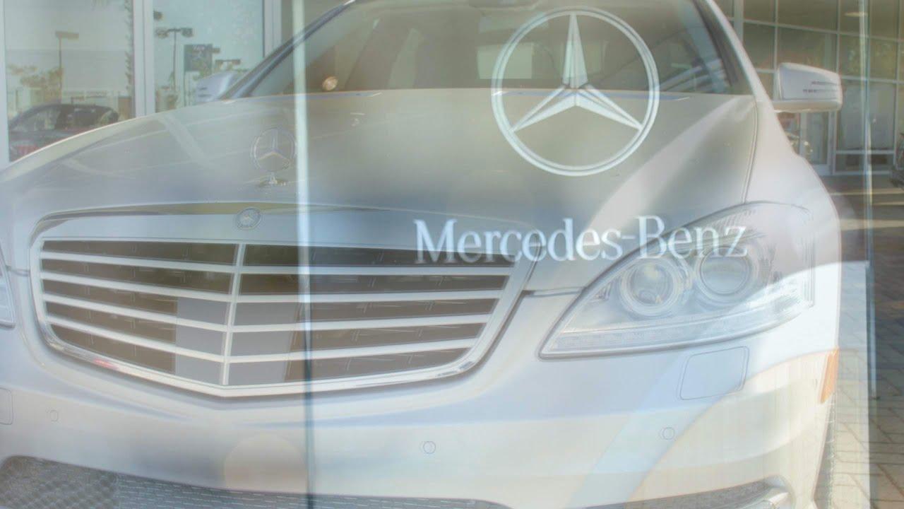 Alex Rodriguez Mercedes Benz: Marketing Video