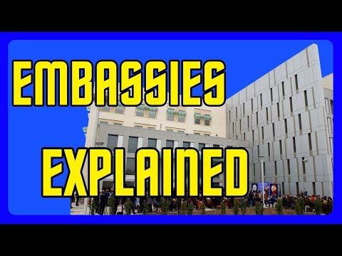 How Do Embassies Work?