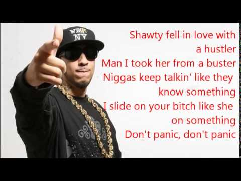 French Montana Dont Panic Lyrics  aymeen james