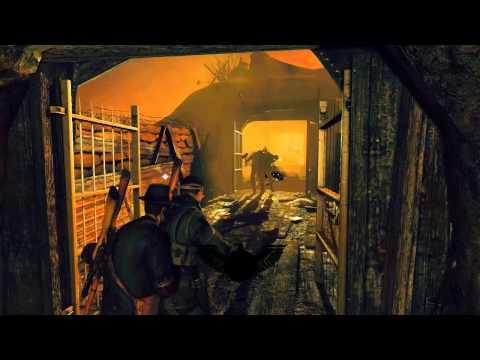 Sniper Elite Nazi Zombie Army 2 // Episode 3 |