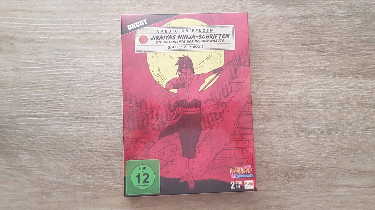Naruto Shippuden Staffel 21