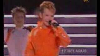 Junior Eurovision Алексей Жигалкович