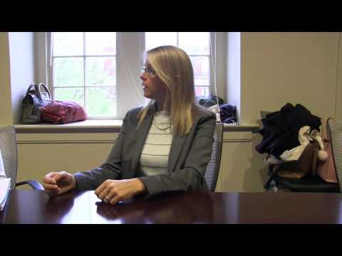 Interview with Dava Newman | OWN IT 2016 | The Hoya Multimedia