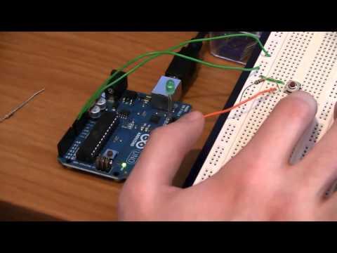 Arduino Кнопки, PWM, функции 2